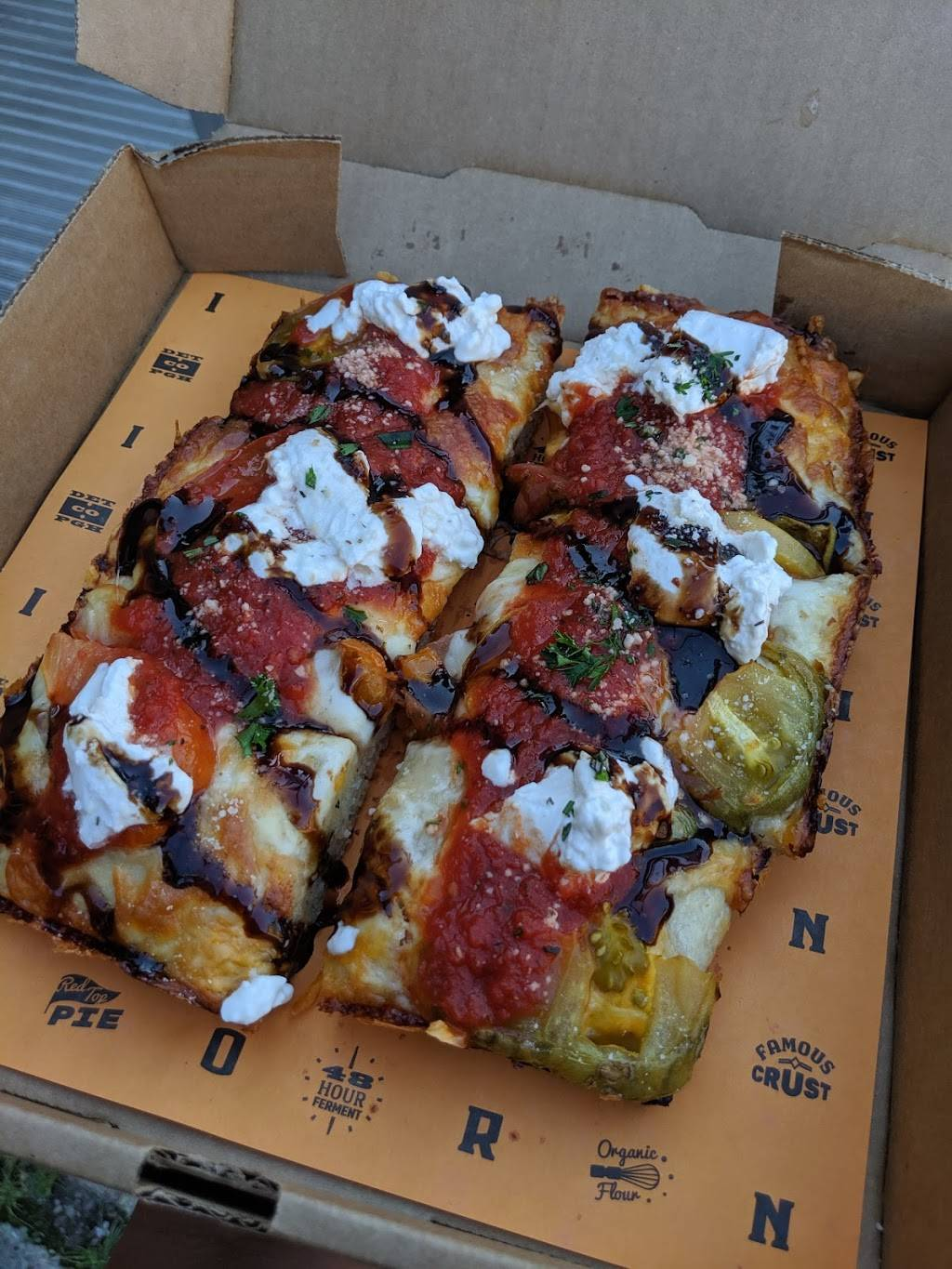 Iron Born Pizza   meal takeaway   413 Grant Ave, Pittsburgh, PA 15209, USA   4128227300 OR +1 412-822-7300
