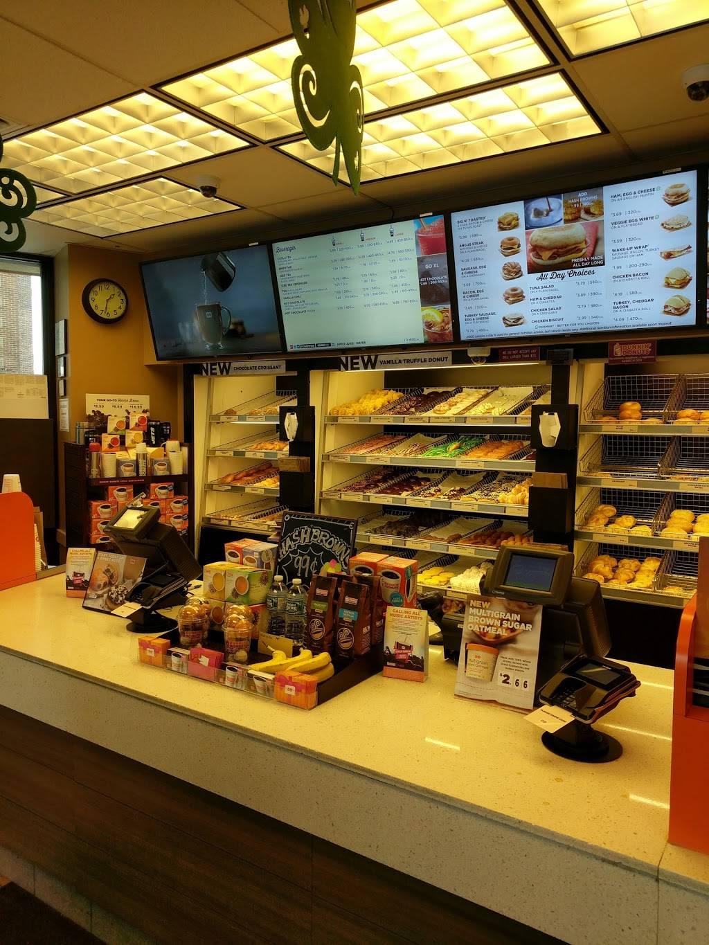 Dunkin Donuts   cafe   507 Summit Ave, Jersey City, NJ 07306, USA   2019632233 OR +1 201-963-2233