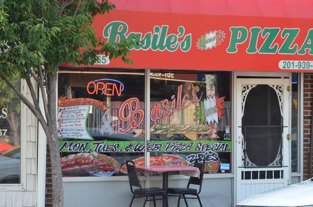 Basiles | restaurant | 265 Valley Blvd, Wood-Ridge, NJ 07075, USA | 2019393399 OR +1 201-939-3399
