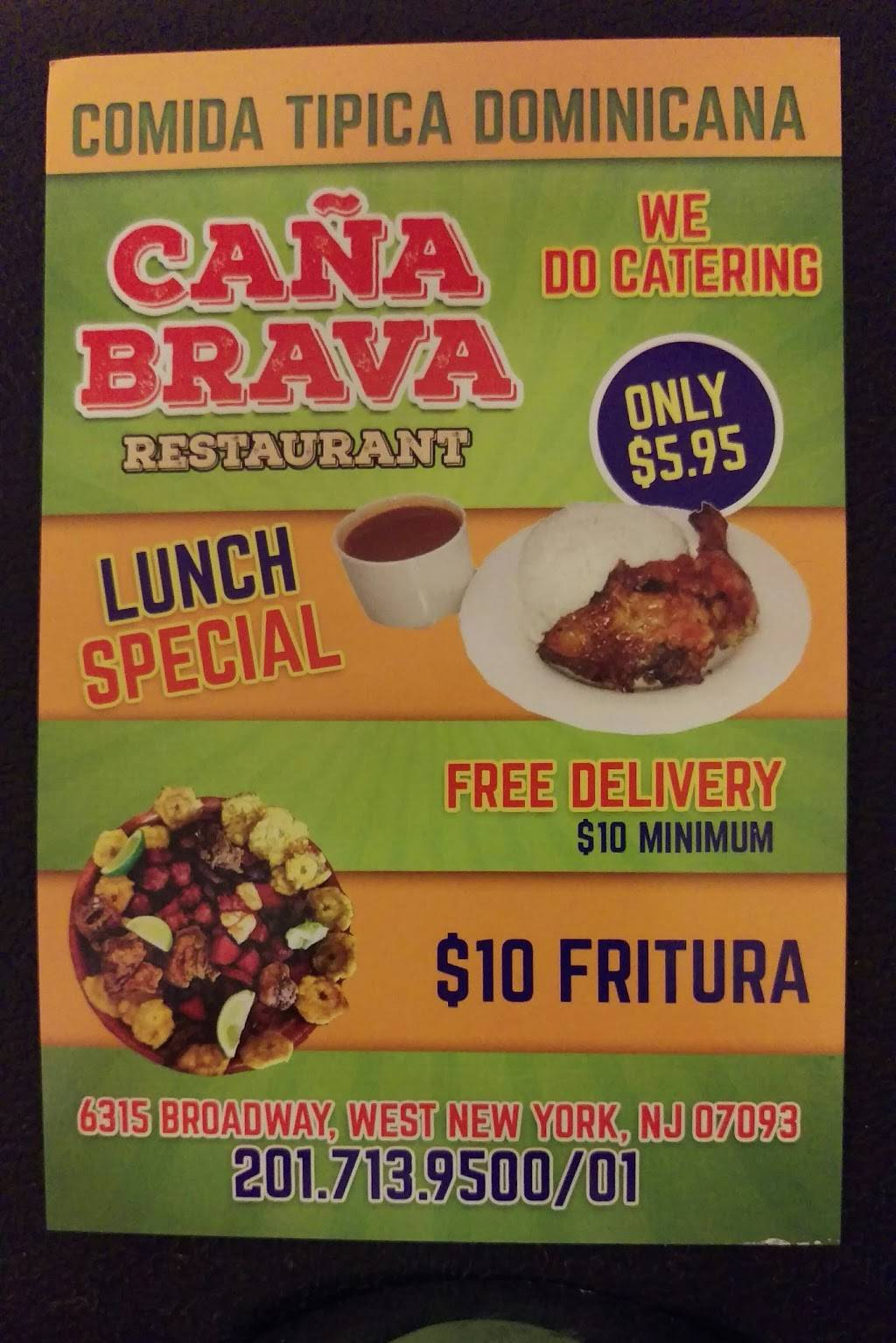 Caña Brava | restaurant | 6315 Broadway, West New York, NJ 07093, USA | 2017139500 OR +1 201-713-9500