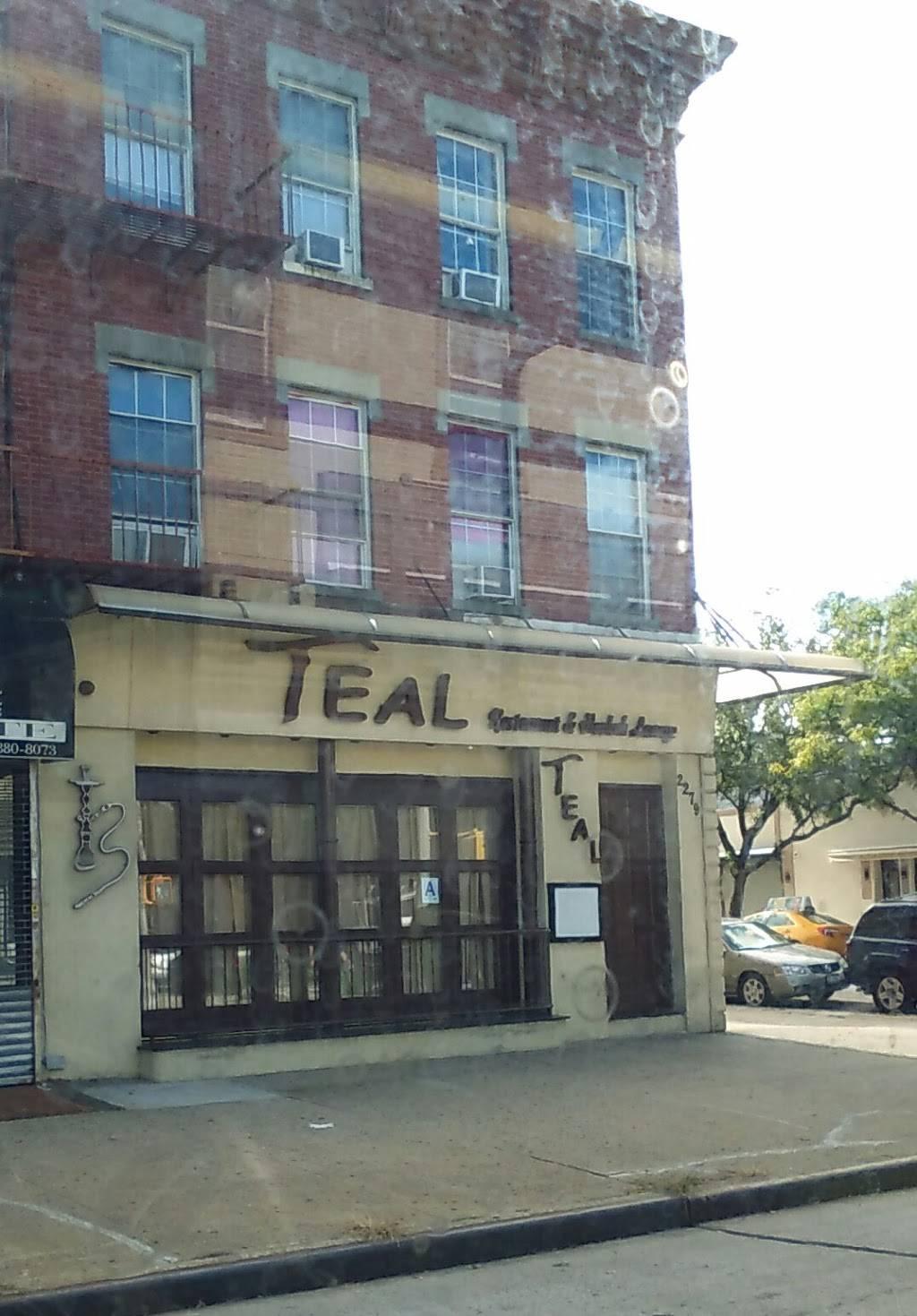 Teal | restaurant | 22-79 Steinway St, Astoria, NY 11105, USA | 9177450057 OR +1 917-745-0057