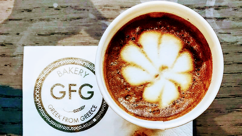 gfg (GREEK FROM GREECE ) Cafe Cuisine | cafe | 115 W State St, Kennett Square, PA 19348, USA | 4847314951 OR +1 484-731-4951