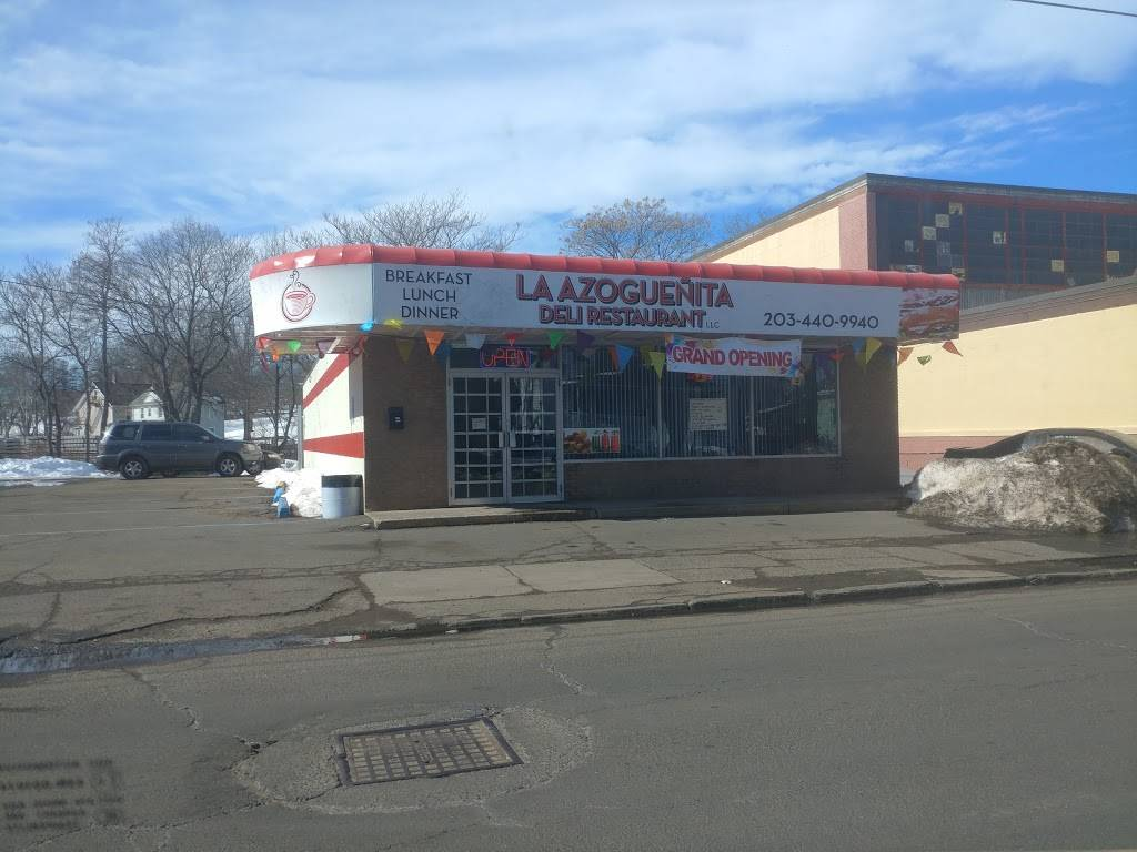 La Azogueñita | restaurant | 448 Center St, Meriden, CT 06450, USA | 2034409940 OR +1 203-440-9940