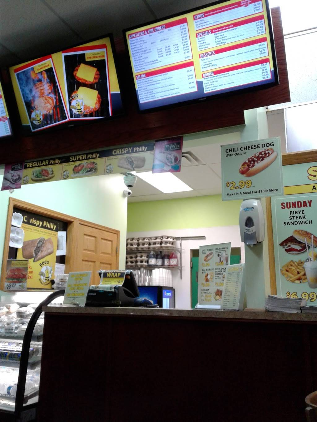 Subway Restaurants | restaurant | 4249 167th St, Country Club Hills, IL 60478, USA | 7087996040 OR +1 708-799-6040