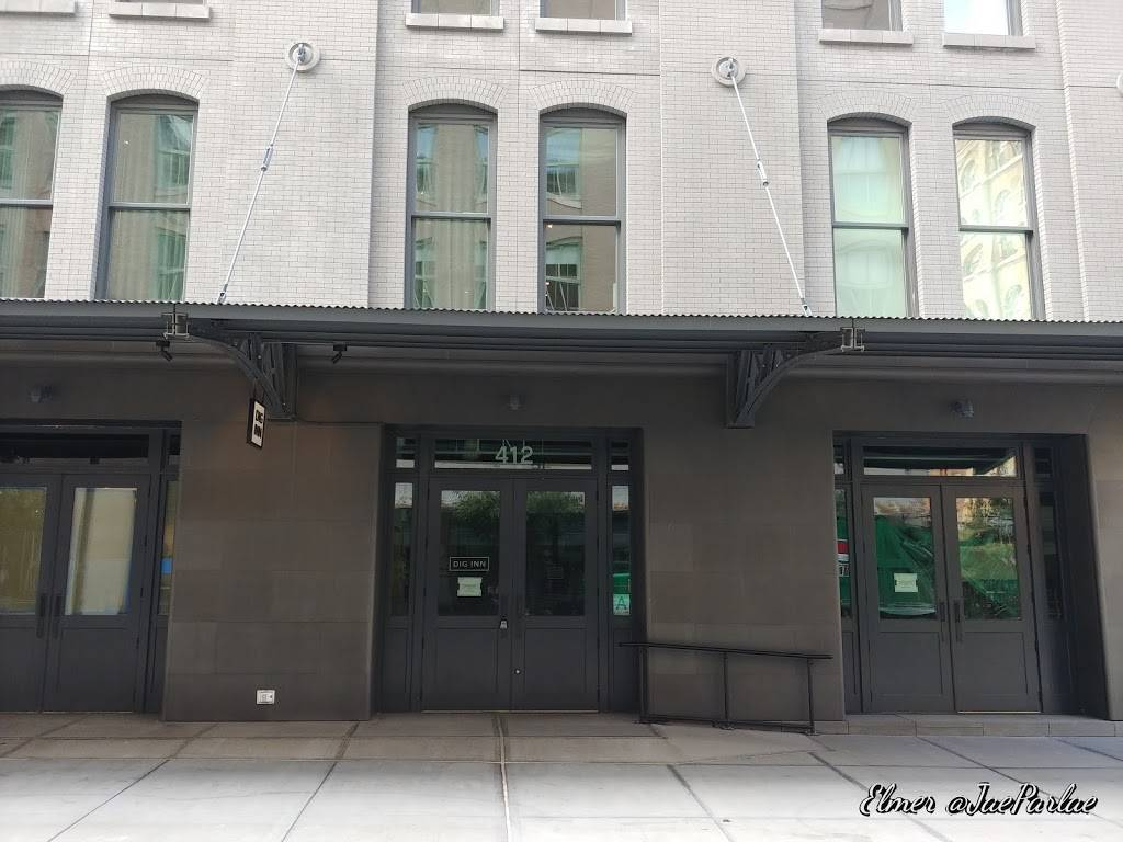 Digg Inn | restaurant | 412 Greenwich St, New York, NY 10013, USA