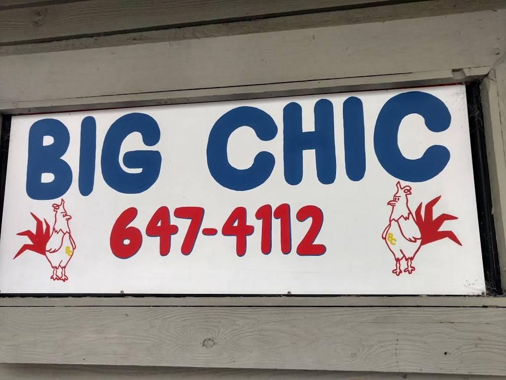 Big Chic Downtown   restaurant   222 Barnesville St # G, Thomaston, GA 30286, USA   7066474112 OR +1 706-647-4112