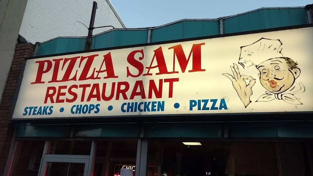 Pizza Sam   meal takeaway   104 E Superior St, Alma, MI 48801, USA   9894633881 OR +1 989-463-3881