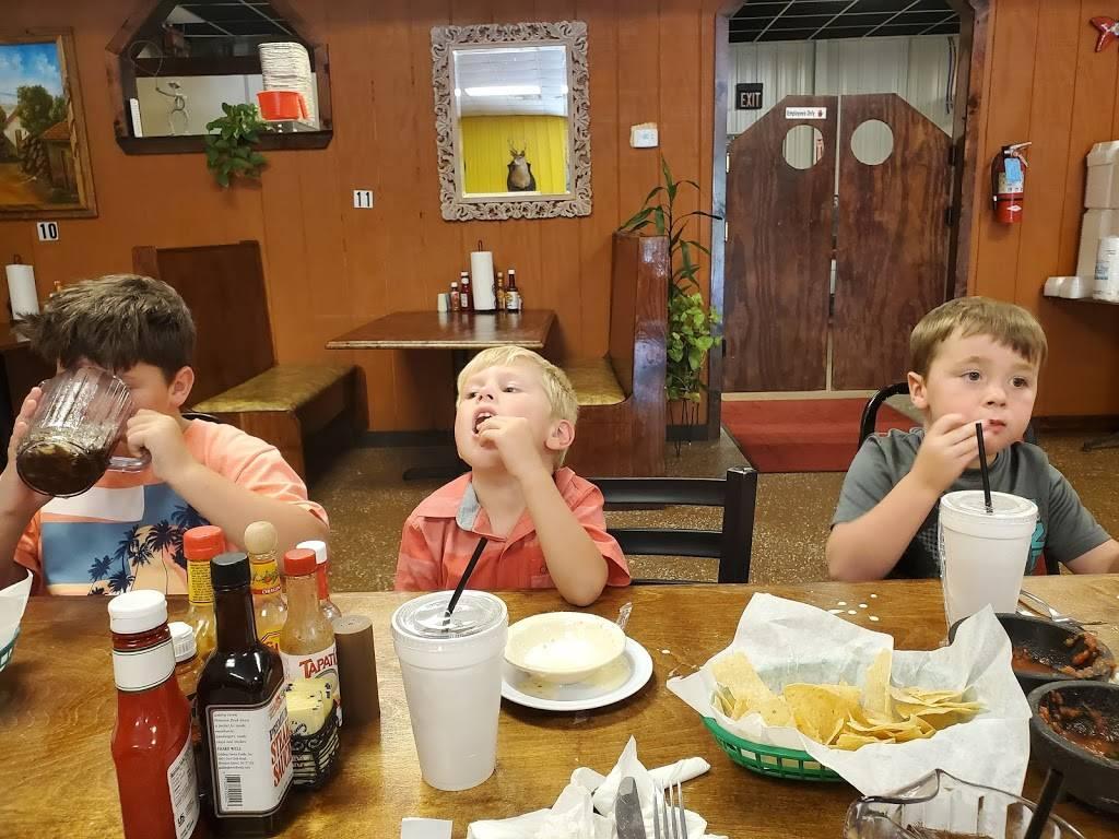 El Tapatios Mexican Restaurant | restaurant | 33 MS-589, Purvis, MS 39475, USA