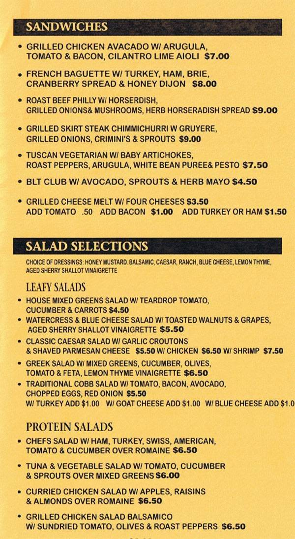 Beach Street Eatery | meal takeaway | 57 Beach St, New York, NY 10013, USA | 7184404636 OR +1 718-440-4636