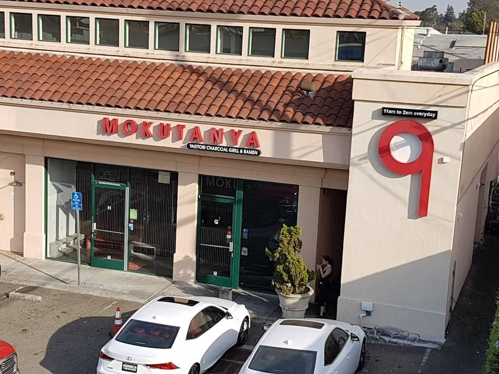 Mokutanya | restaurant | 1155 California Dr, Burlingame, CA 94010, USA | 6503489388 OR +1 650-348-9388