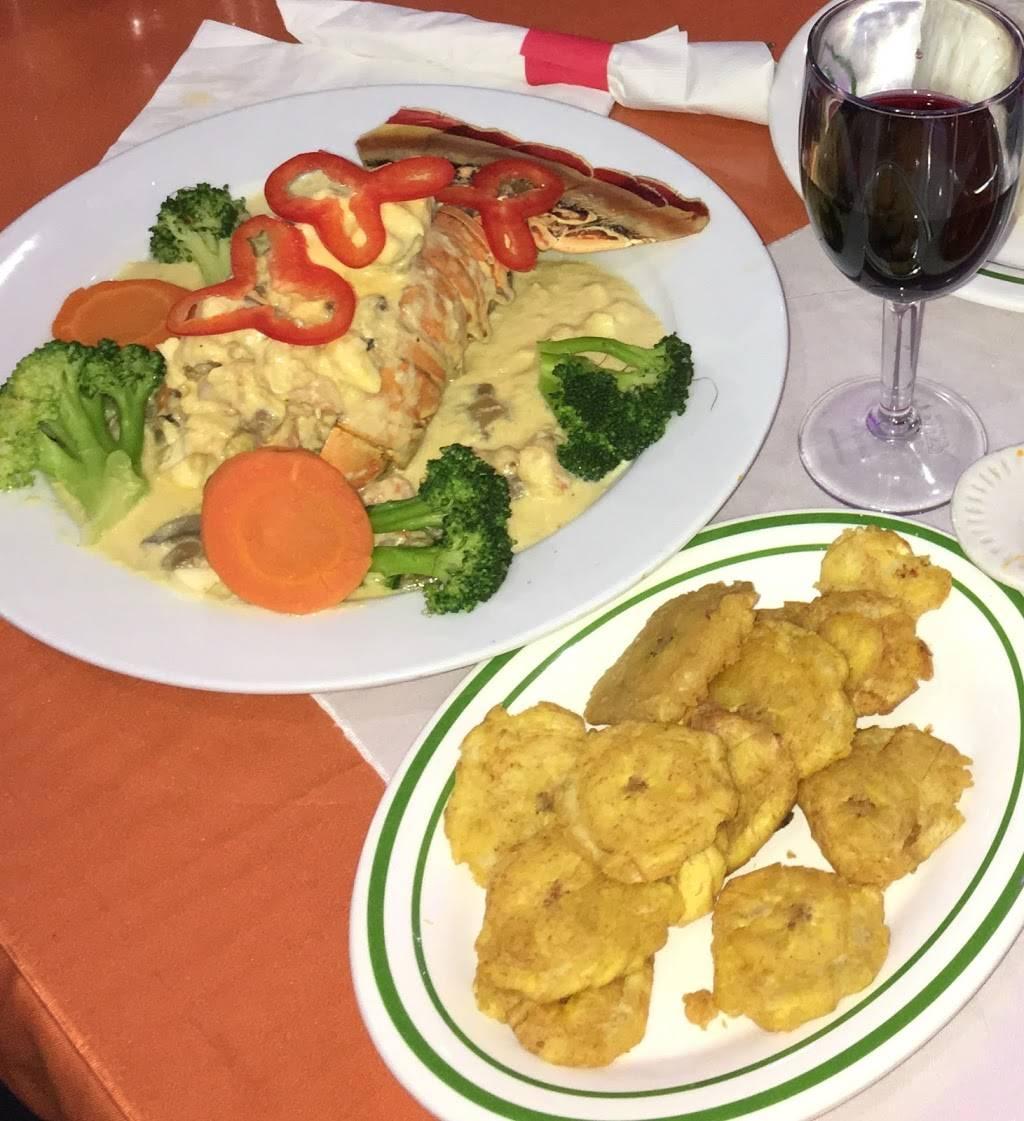 El Nuevo Tina   restaurant   511 W 125th St, New York, NY 10027, USA   2122221104 OR +1 212-222-1104