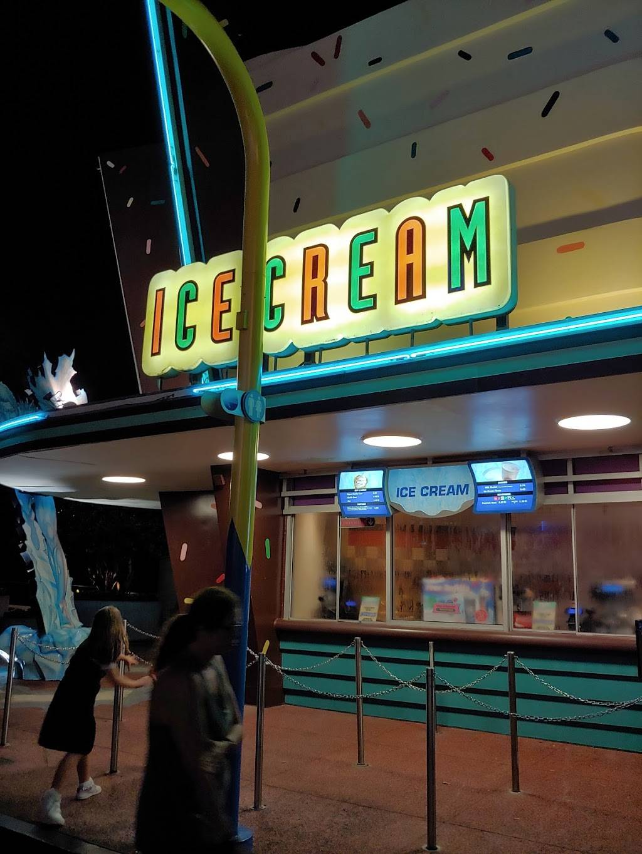 Chill Ice Cream | restaurant | 6000 Universal Blvd, Orlando, FL 32819, USA | 4073638000 OR +1 407-363-8000