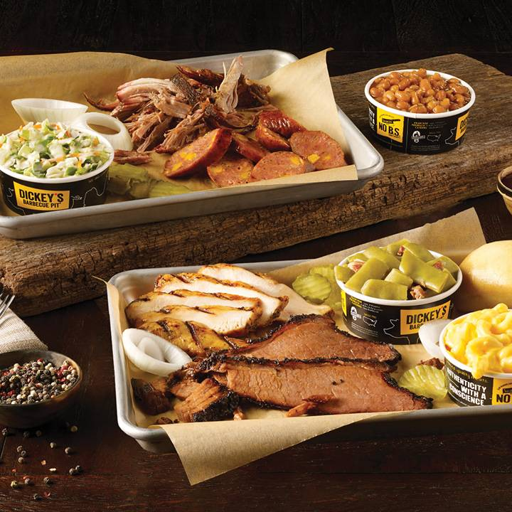 Dickeys Barbecue Pit | meal delivery | 1201 US 49 S, Ste 5, Richland, MS 39218, USA | 6014878139 OR +1 601-487-8139
