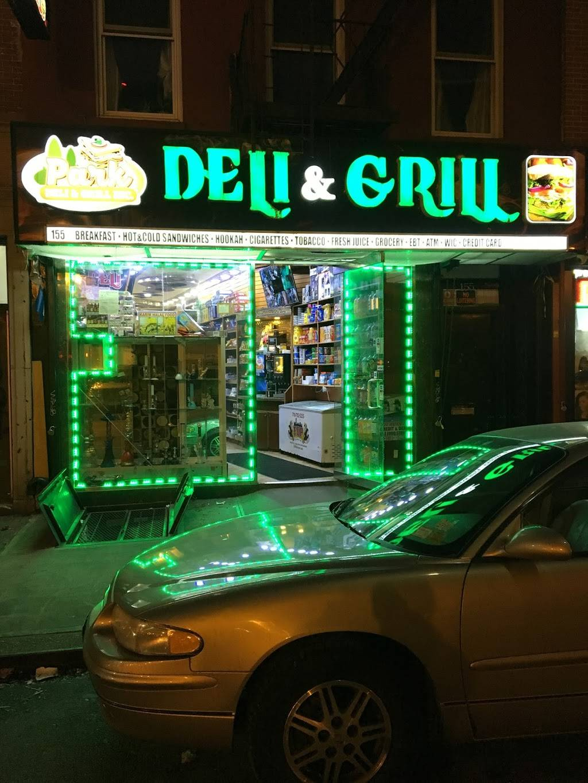 Paradise Gourmet Deli & Grill | restaurant | 155 Park Ave, Brooklyn, NY 11205, USA | 7185763236 OR +1 718-576-3236