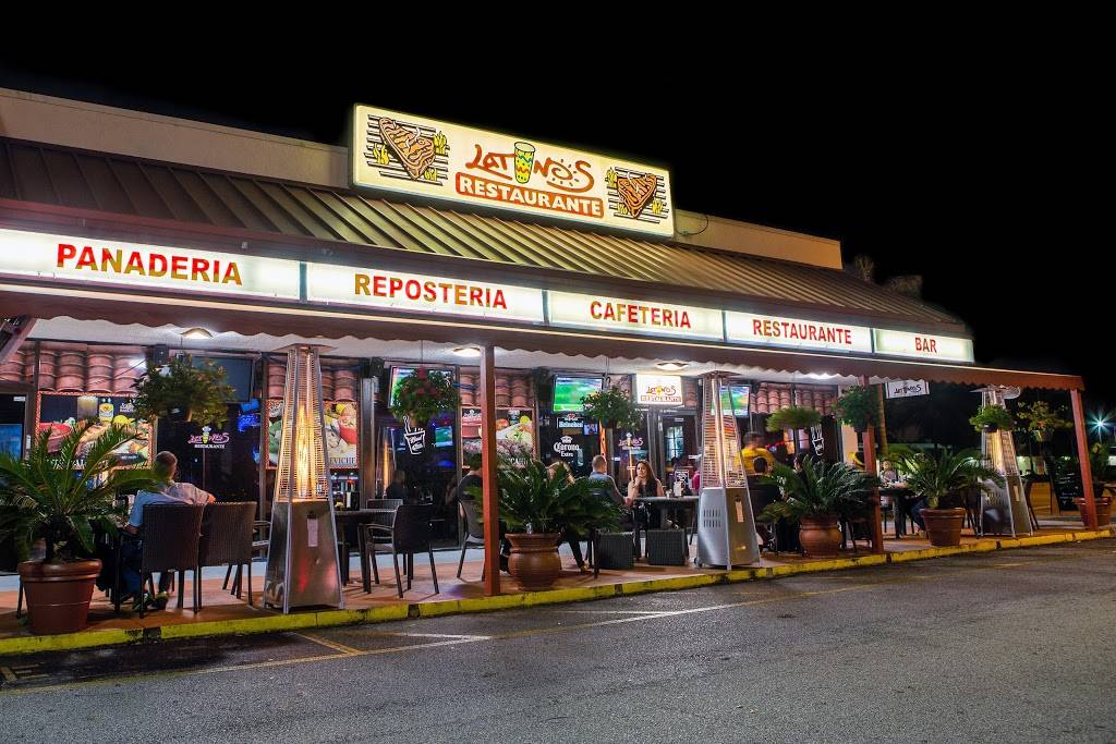 Latinos Restaurante | bakery | 1754 W Hillsboro Blvd, Deerfield Beach, FL 33442, USA | 9544287411 OR +1 954-428-7411