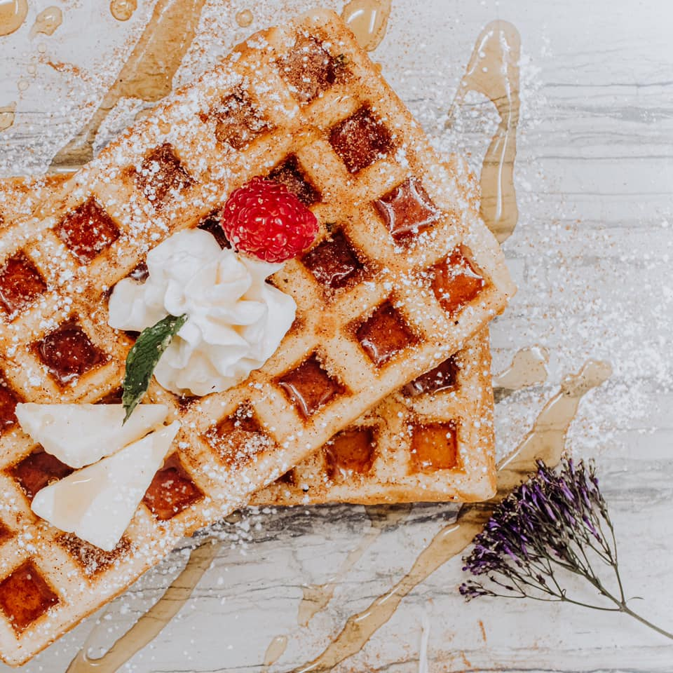 WAFFLES AT THE 205 | restaurant | 205 Columbia Ave, Holland, MI 49423, USA | 6166106861 OR +1 616-610-6861
