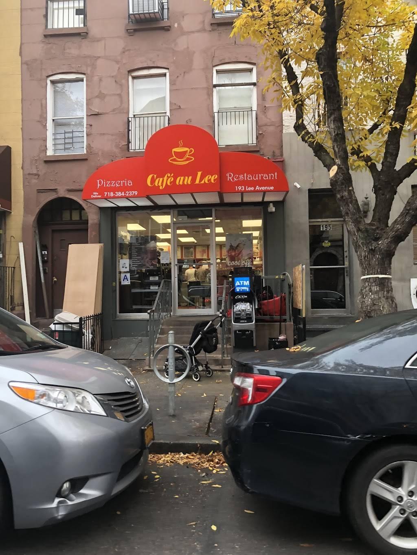 Café Au Lee | restaurant | 193 Lee Ave, Brooklyn, NY 11211, USA | 7183842379 OR +1 718-384-2379