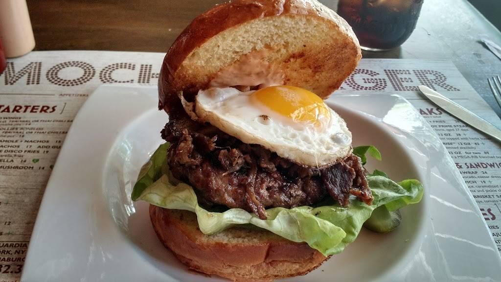 Mocha Burger | restaurant | 496 LaGuardia Pl, New York, NY 10012, USA | 2129823800 OR +1 212-982-3800