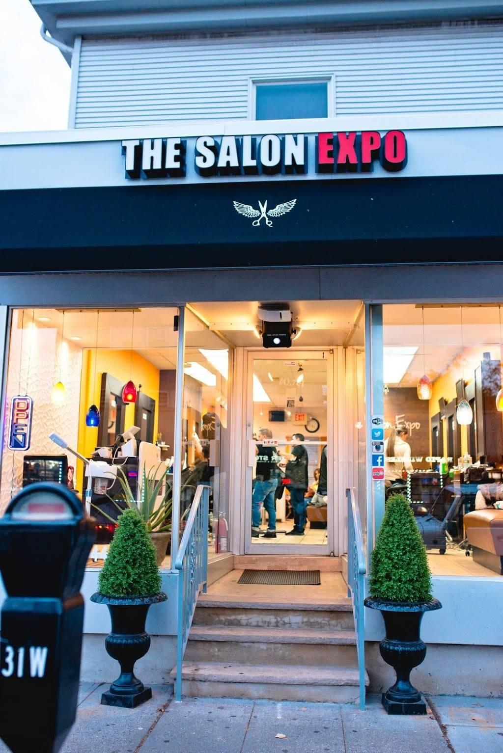 The Salon Expo | restaurant | 76 W Palisade Ave, Englewood, NJ 07631, USA | 2015694409 OR +1 201-569-4409