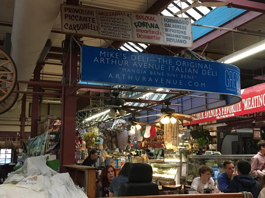Arthur Avenue Market Pasticceria | bakery | 2344 Arthur Ave, Bronx, NY 10458, USA | 3475906710 OR +1 347-590-6710
