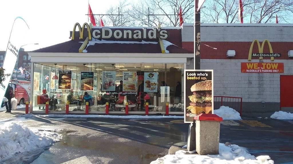McDonalds | cafe | 1 W E Mt Eden Ave, Bronx, NY 10452, USA | 7189014930 OR +1 718-901-4930