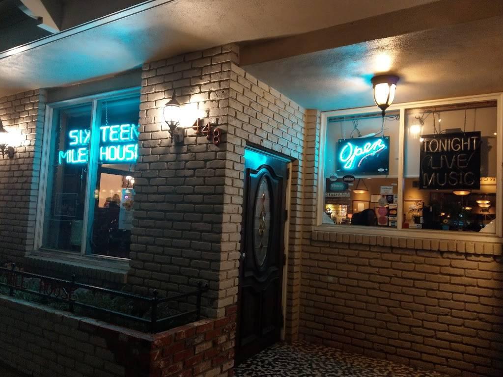 Sixteen Mile House | restaurant | 448 Broadway, Millbrae, CA 94030, USA | 6506976118 OR +1 650-697-6118