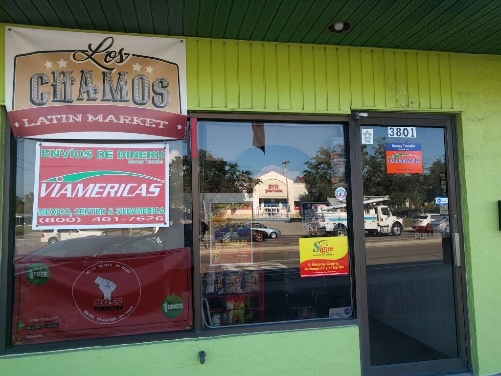 Los Chamos Latin Market | restaurant | 3801 McIntosh Rd, Sarasota, FL 34232, USA