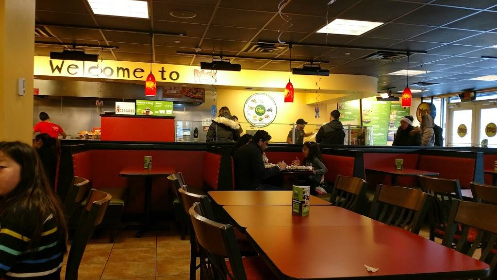 Moes Southwest Grill | restaurant | 75 River Rd, Edgewater, NJ 07020, USA | 2019418060 OR +1 201-941-8060