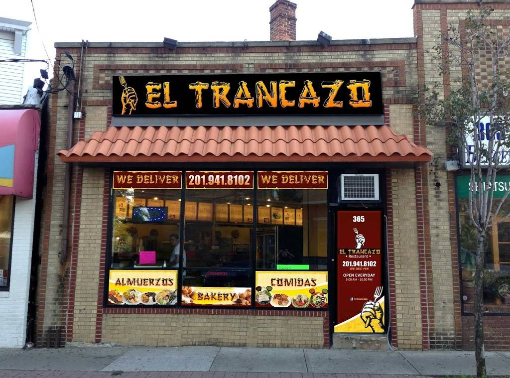 El Trancazo Restaurant & Bakery | bakery | 365 Fairview Ave, Fairview, NJ 07022, USA | 2019418102 OR +1 201-941-8102