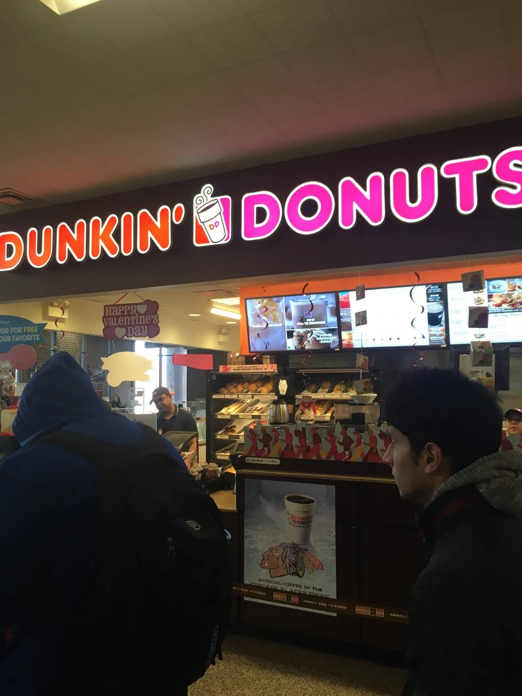 Dunkin Donuts | cafe | Circle Center, 750 S Halsted St, Chicago, IL 60607, USA | 7082968724 OR +1 708-296-8724