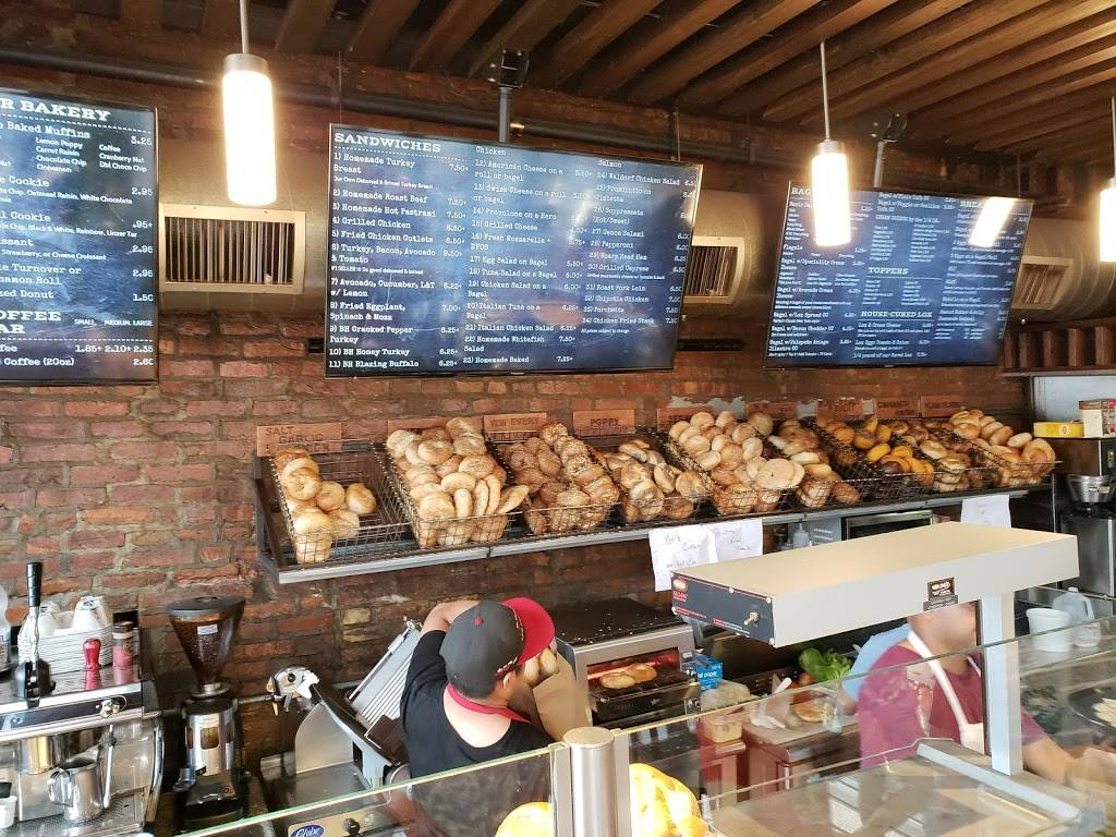 Brownstone Bagels | cafe | 671 Union St, Brooklyn, NY 11215, USA | 7186226030 OR +1 718-622-6030