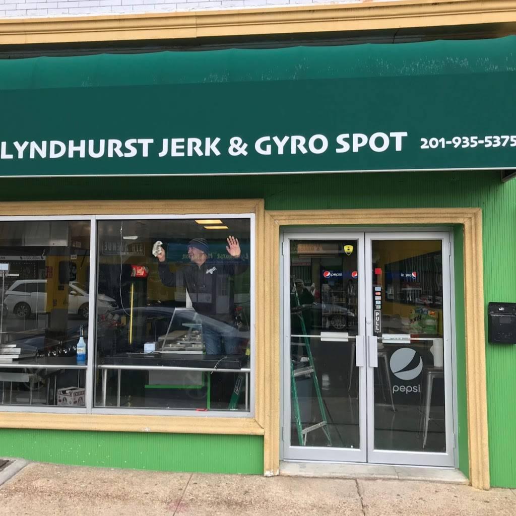 lyndhurst jerk & gyro spot - restaurant   307 ridge rd
