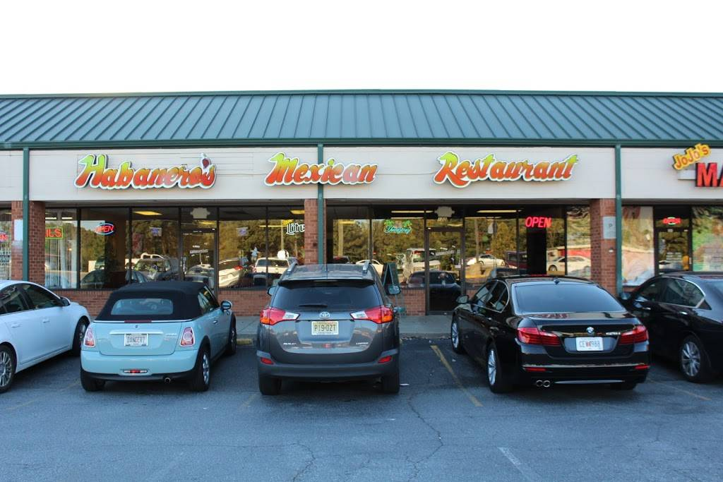Habaneros Taqueria | meal delivery | 9550 Main St, Woodstock, GA 30188, USA | 6784988243 OR +1 678-498-8243