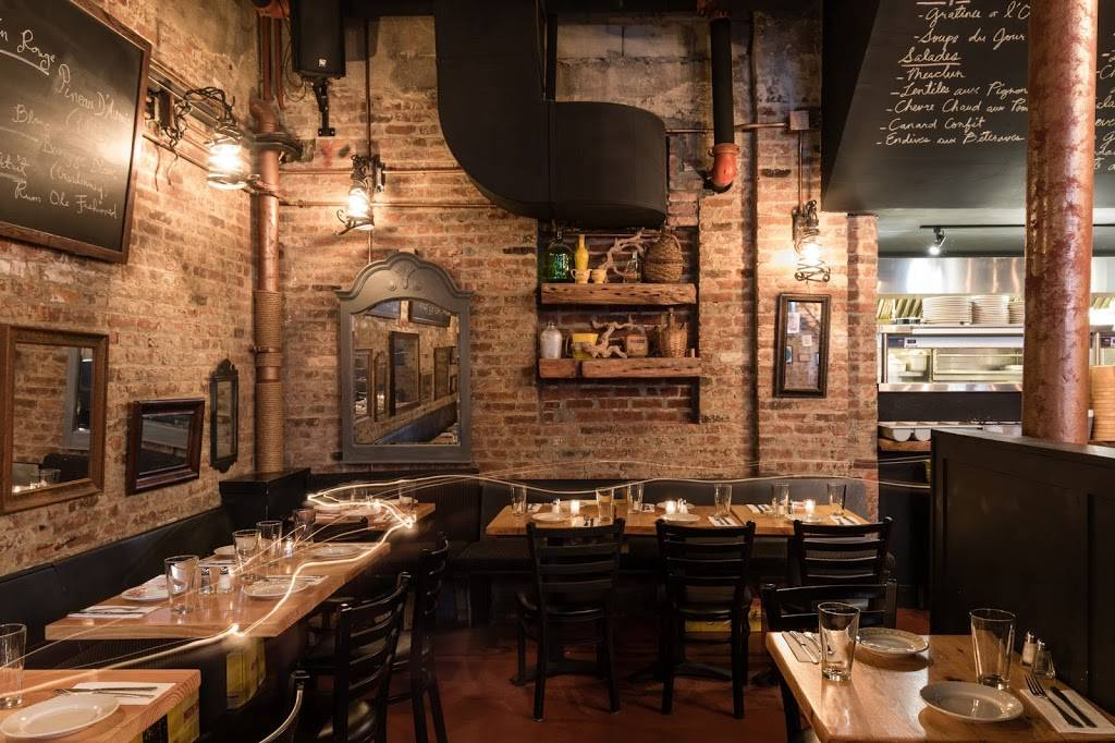 Madame Claude Bis | restaurant | 390 4th St, Jersey City, NJ 07302, USA | 2018768800 OR +1 201-876-8800