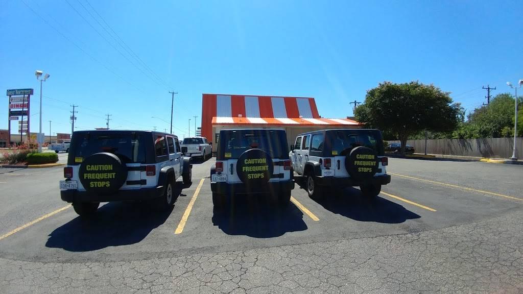 Whataburger   restaurant   8756 Grissom Rd, San Antonio, TX 78251, USA   2106804463 OR +1 210-680-4463
