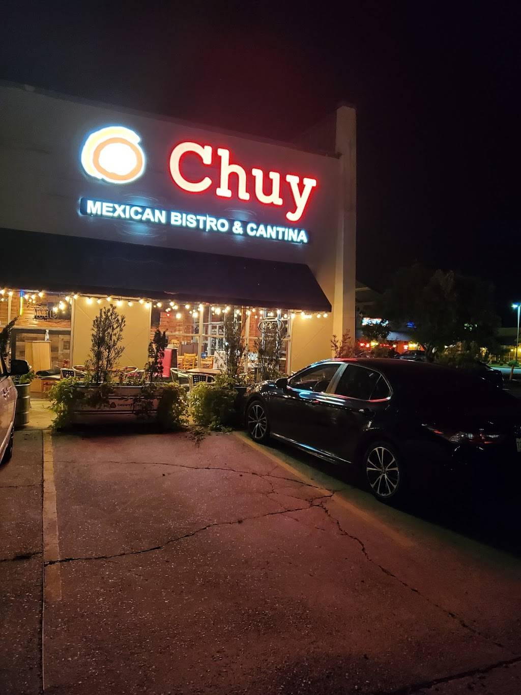 Chuy Mexican Bistro & Cantina | restaurant | 2999 U.S. Hwy 190, Mandeville, LA 70471, USA | 9857782298 OR +1 985-778-2298
