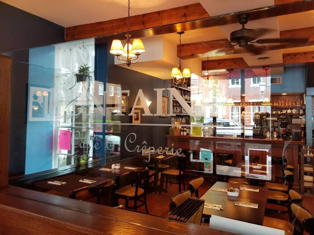 Fontaine Caffe & Creperie | cafe | 119 S Royal St, Alexandria, VA 22314, USA | 7035358151 OR +1 703-535-8151