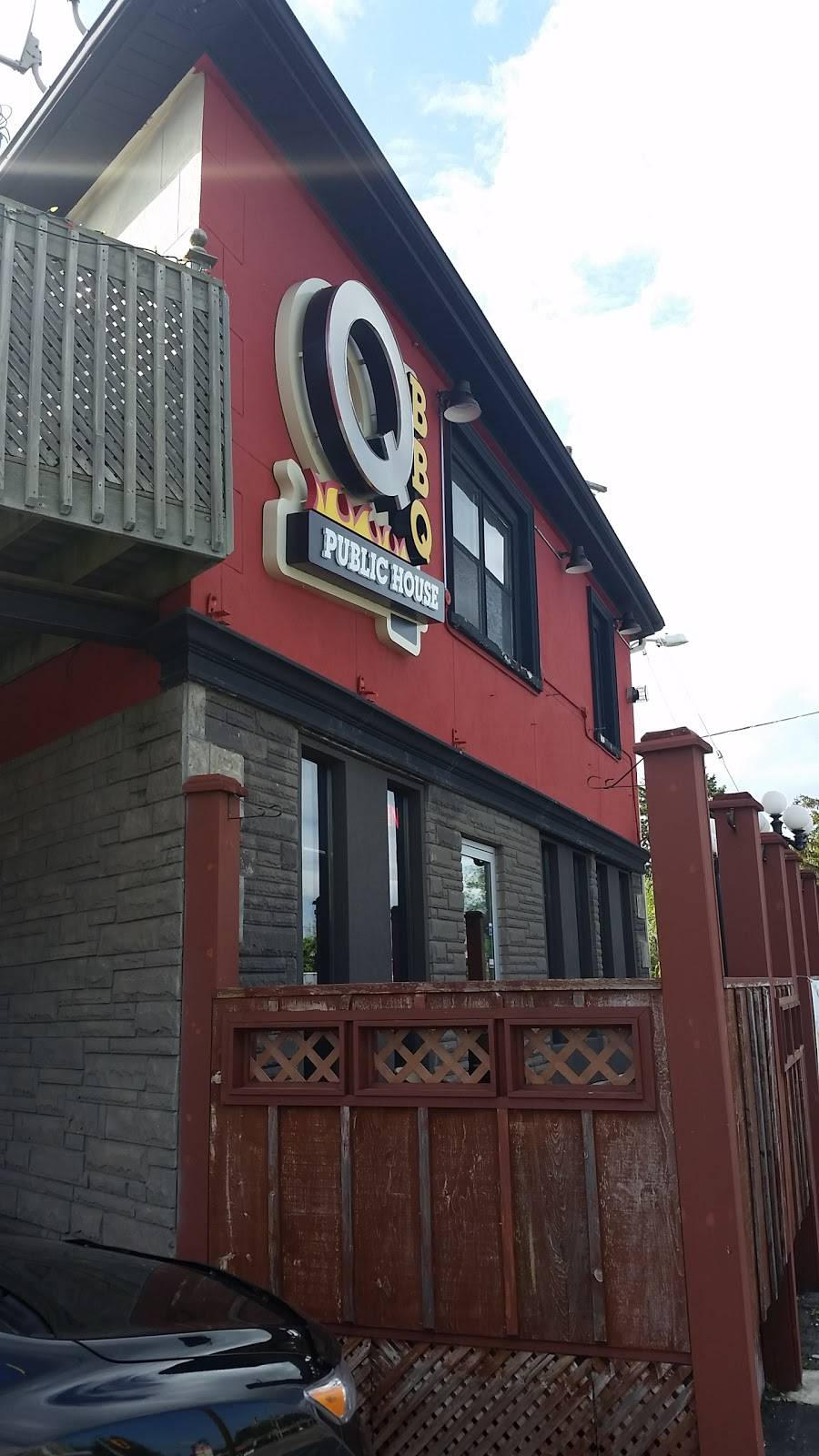Q BBQ Public House | restaurant | 164 Beverly St, Cambridge, ON N1R 3Z5, Canada | 5197409860 OR +1 519-740-9860