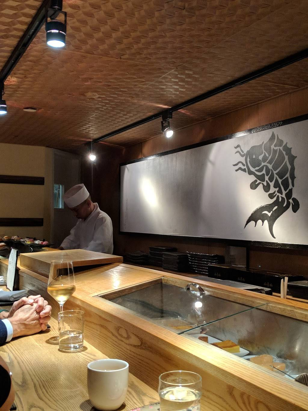 Sushi Azabu | restaurant | 428 Greenwich St, New York, NY 10013, USA | 2122740428 OR +1 212-274-0428