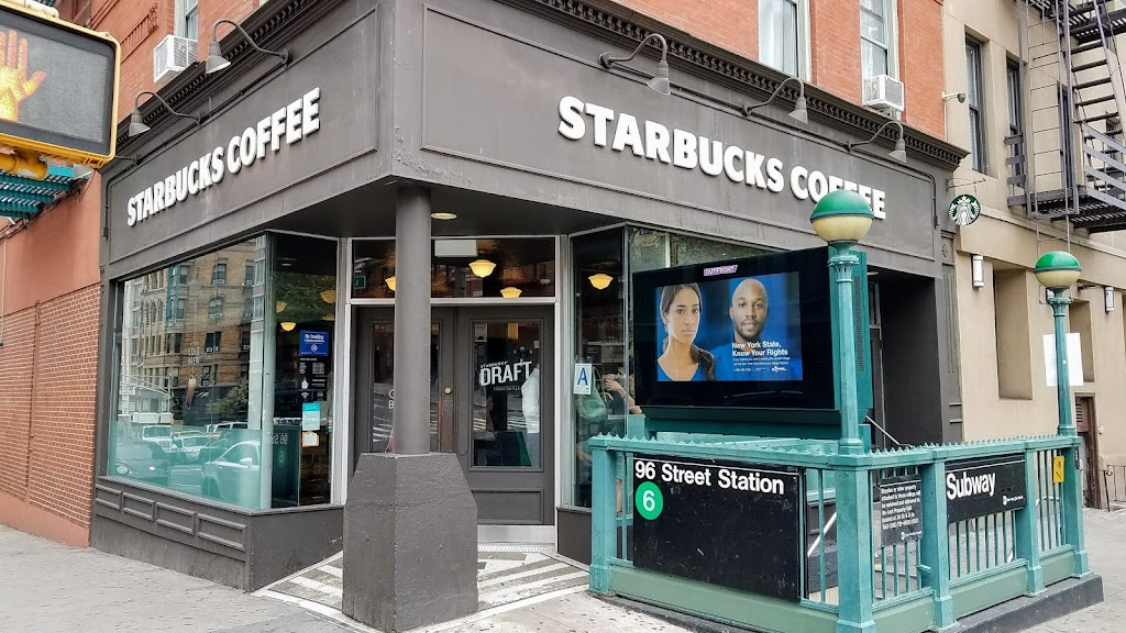 Starbucks | cafe | 1491 Lexington Ave, New York, NY 10029, USA | 2123690313 OR +1 212-369-0313