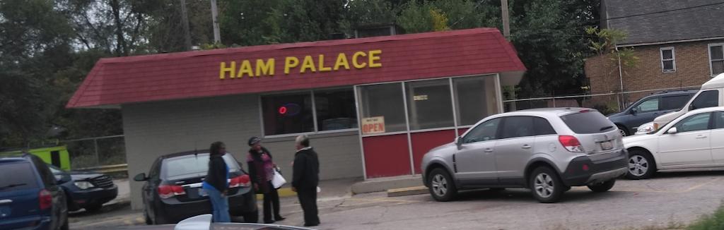 Ham Palace | restaurant | 4700 E Davison St, Detroit, MI 48212, USA | 3133685481 OR +1 313-368-5481
