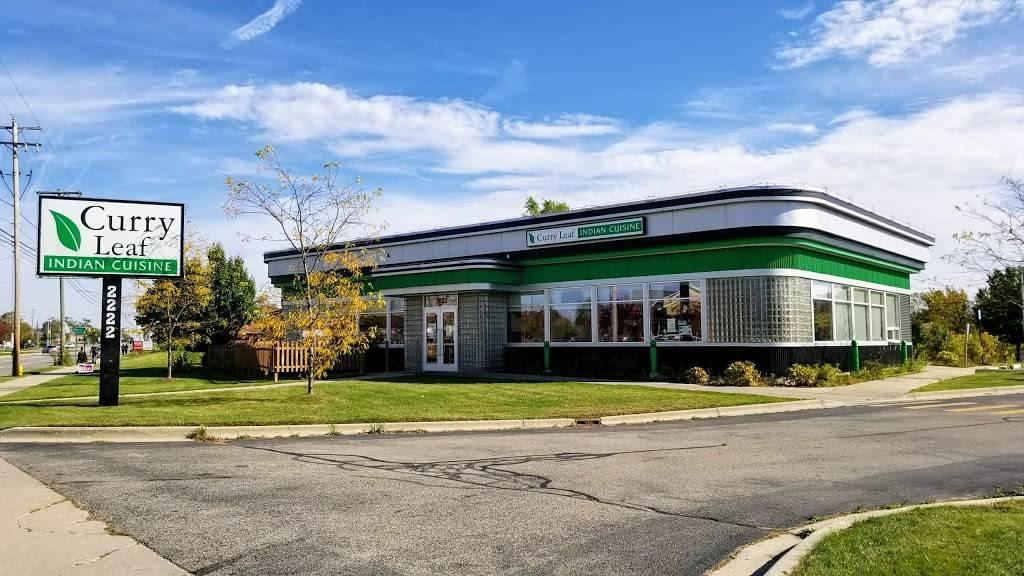 Curry Leaf Indian Cuisine | restaurant | 2222 44th St SE, Grand Rapids, MI 49508, USA | 6162814452 OR +1 616-281-4452