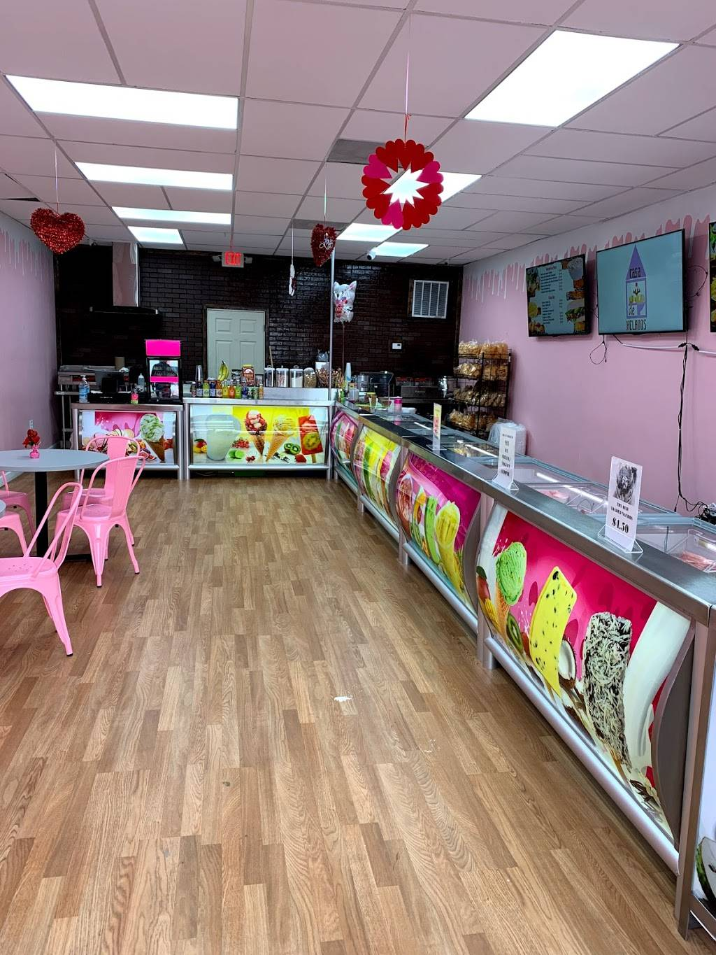 Casa de Helados | meal takeaway | 16309 Halsted St, Harvey, IL 60426, USA | 7086153500 OR +1 708-615-3500
