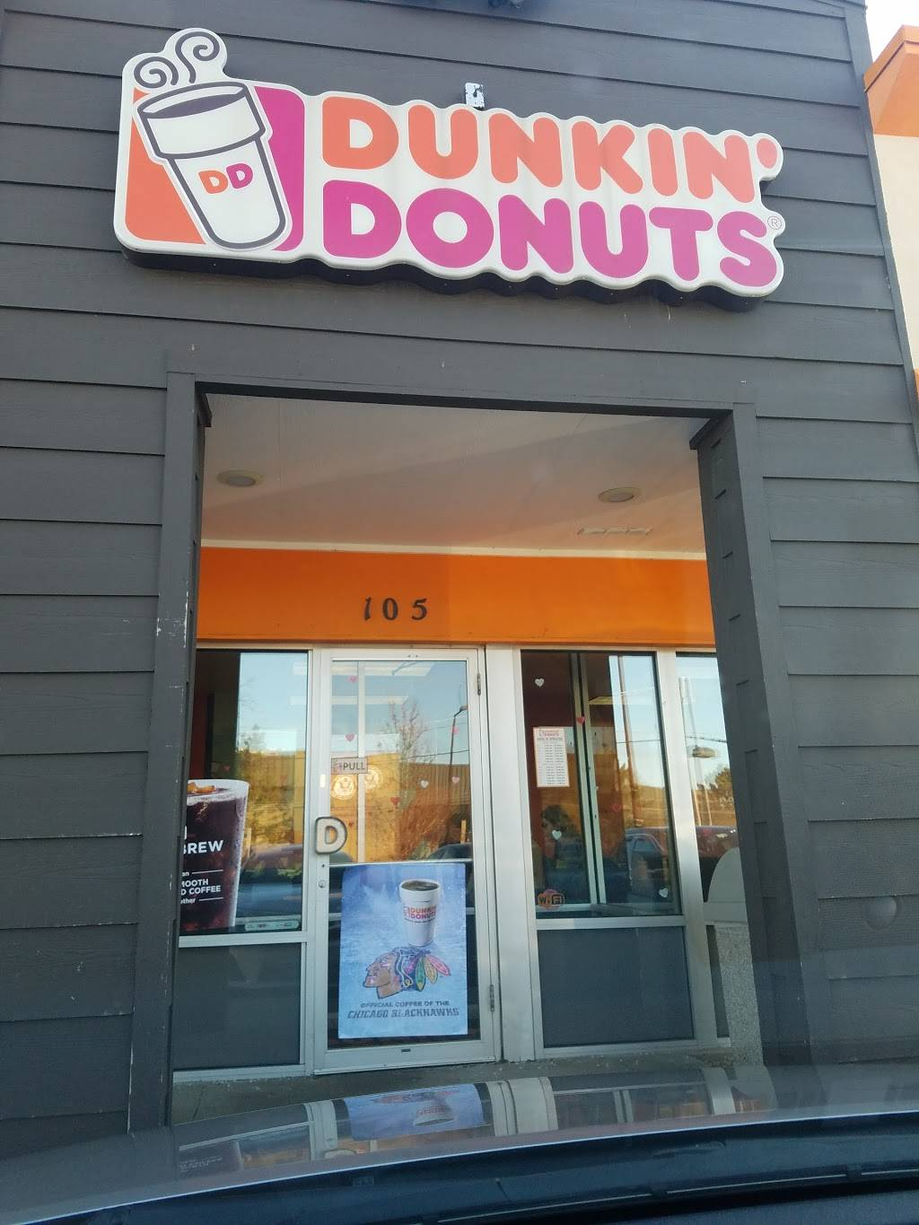 Dunkin Donuts   cafe   105 W Dundee Rd, Arlington Heights, IL 60004, USA   8473420406 OR +1 847-342-0406