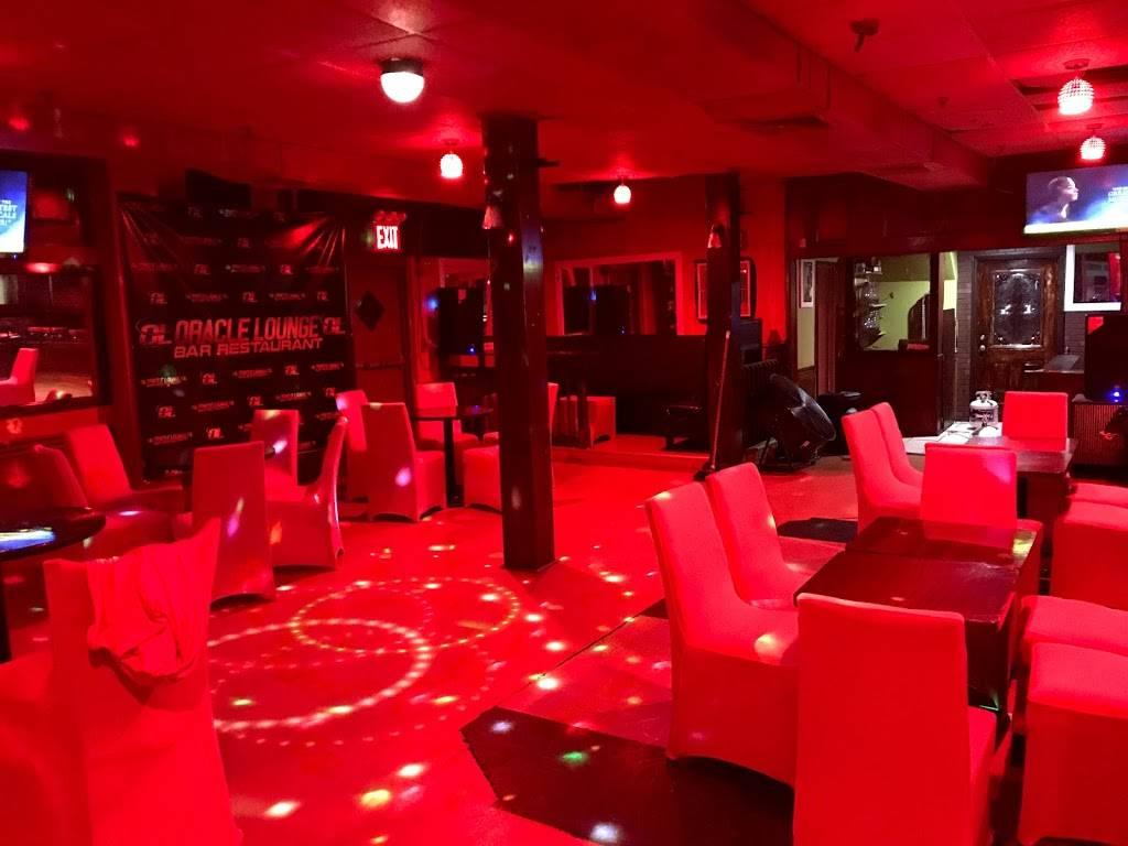 Oracle Lounge | restaurant | 2937 Atlantic Ave, Brooklyn, NY 11207, USA | 7188277007 OR +1 718-827-7007