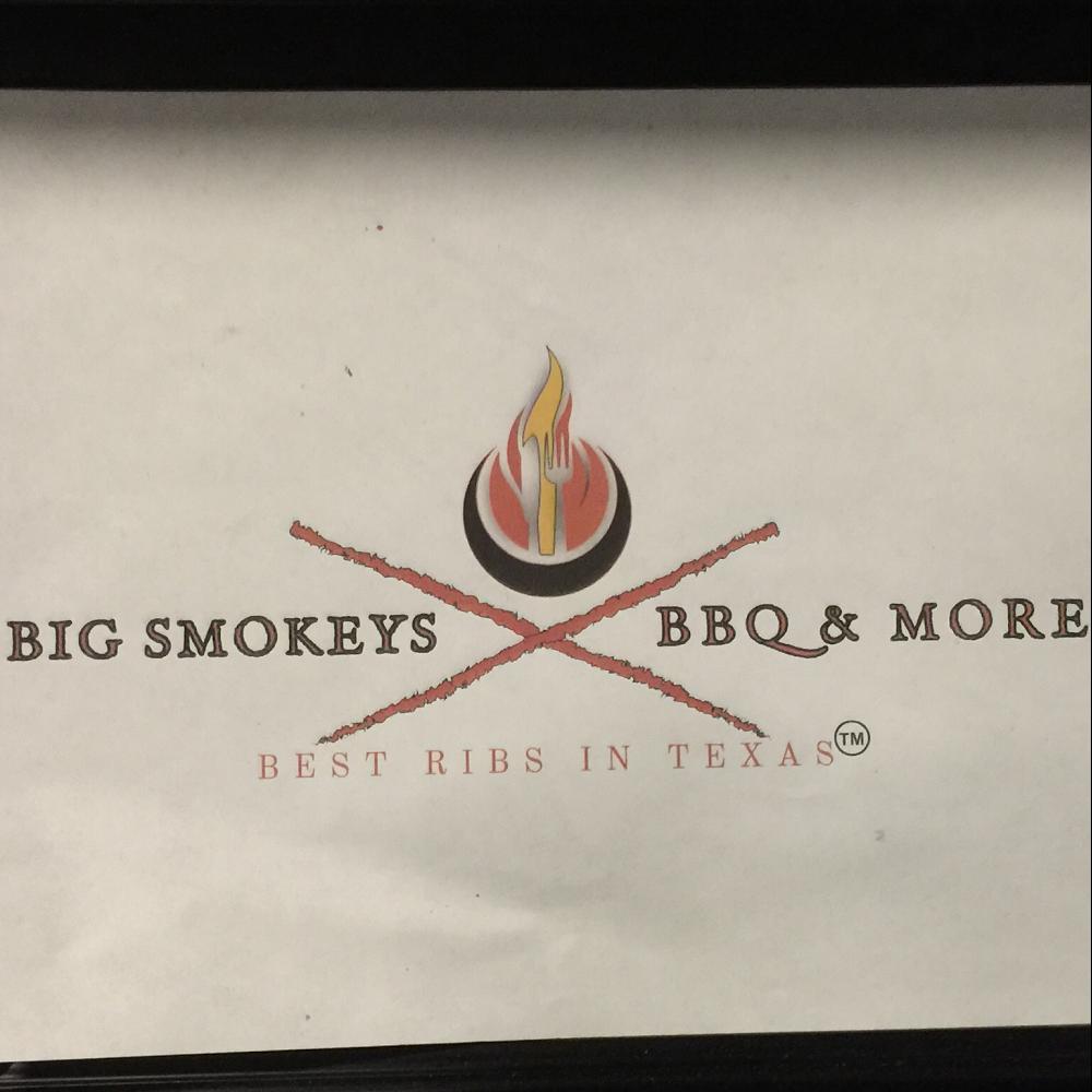 Big Smokeys & More   restaurant   505 Wyatt St, Waxahachie, TX 75165, USA   4695375103 OR +1 469-537-5103