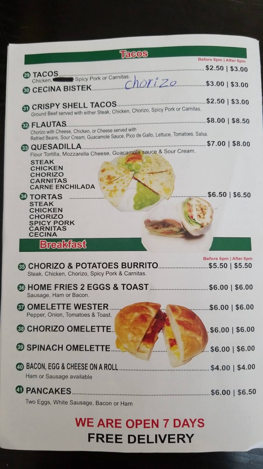 Hungry Burrito | meal delivery | 510 Morgan Ave, Brooklyn, NY 11222, USA | 7183871006 OR +1 718-387-1006