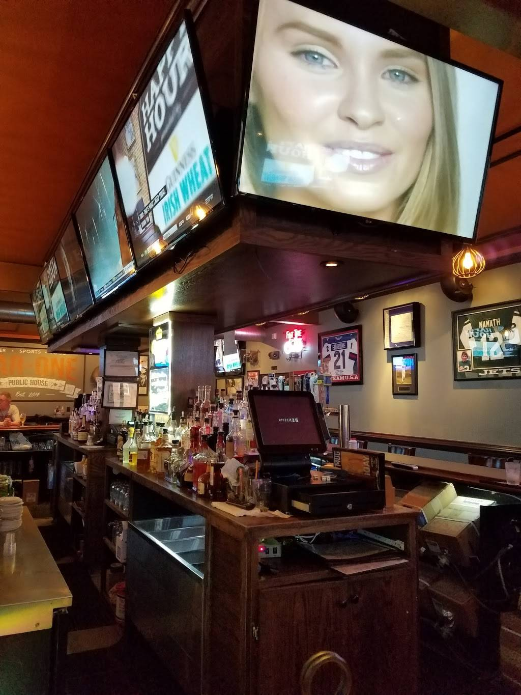 Bar One Public House | restaurant | 560 Fairview Ave, Fairview, NJ 07022, USA | 2019412271 OR +1 201-941-2271