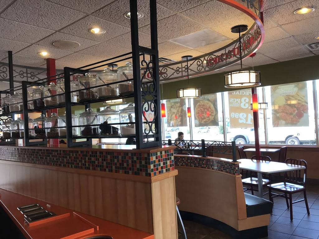 Popeyes Louisiana Kitchen   restaurant   1 Cranbrook Rd, Cockeysville, MD 21030, USA   4106670229 OR +1 410-667-0229