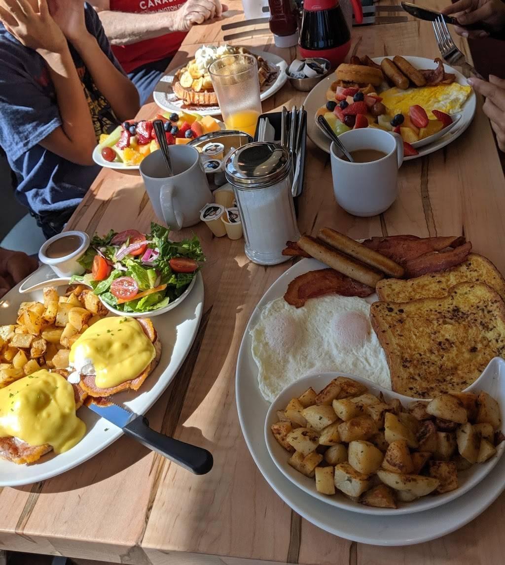 Sunny Morning Breakfast & Lunch | restaurant | Oakwoods Centre, 1899 Ironoak Way Unit 2, Oakville, ON L6H 0N1, Canada | 9053370045 OR +1 905-337-0045